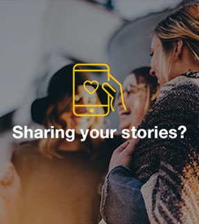 Share your stories?